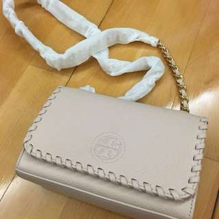 Tory Burch Marion Shrunken Shoulderbag