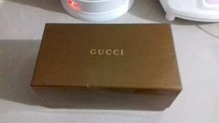 Gucci eye wear (shades)