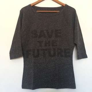 Save The Future Top