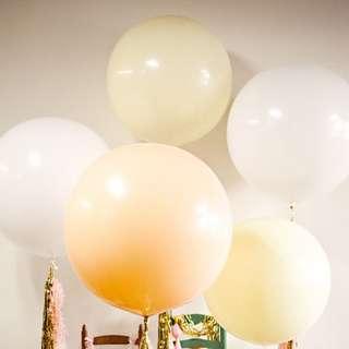 36 inch Jumbo Size Balloons
