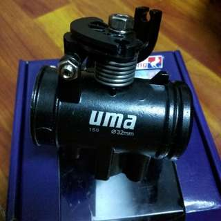 UMA Racing Throttle Body FZ150 (2008-2013)