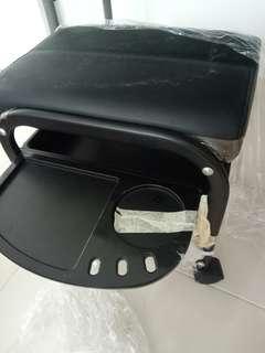 HANDY SLIM Salon Cart Manicure Rolling Stool