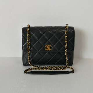 Authentic Chanel Camera Bag