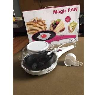 Magic Pan Bolde Panci Listrik Fry Pan Mudah Di Gunakan