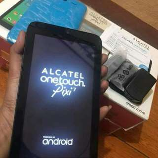 ALCATEL TAB ONE TOUCH