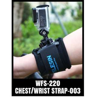 GP TELESIN B 360 DEGREE WRIST STRAP WFS-220