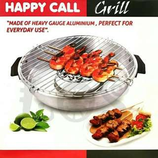 Happy Call Magic Grill Alat Panggang Praktis Tanpa Perlu Arang