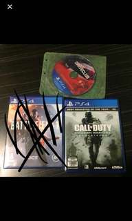 Driveclub/Call Of Duty MWR