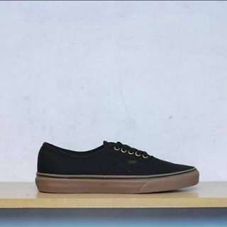 Vans California Black Gum