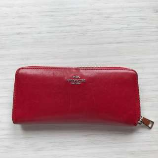 Coach wallet (ORI)