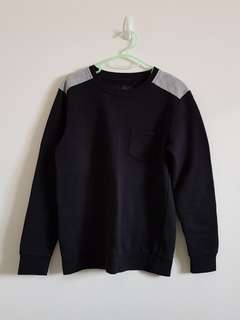 Factorie Black Jumper