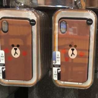 熊大iPhone x Case