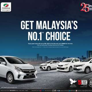 PERODUA MARCH PROMOTION