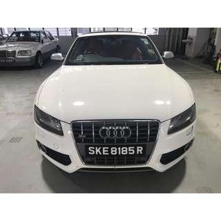 Audi S5 4.2 Auto FSI quattro Tip