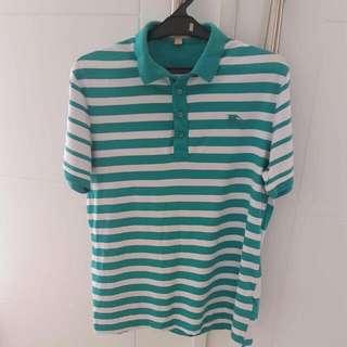 Polo Shirt Burberry Brit