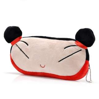 3D Cartoon Pencil Case, Pencil Box, Makeup, Cosmetic Pouch - China Doll Kid (FREE POSTAGE)
