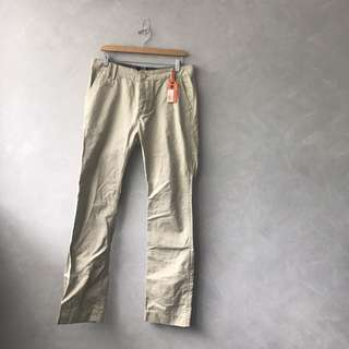 Superdry Men's Khaki Pants