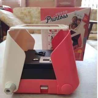 Instock Pintoss Printer Pink