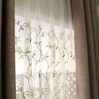 Budget DAY curtain **Made to Order, NOT ready made