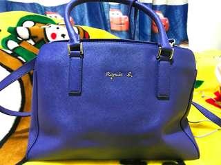 Agnes.b 側/斜揹袋