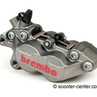 Brembo front brake caliper Vespa GTS