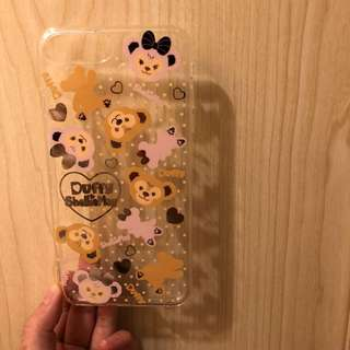 Disneyland Duffy&ShellieMay iphone6s+/7+ case