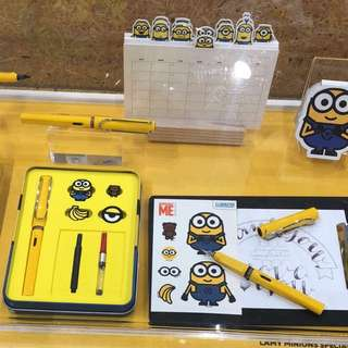 LAMY MINIONS SPECIAL EDITION