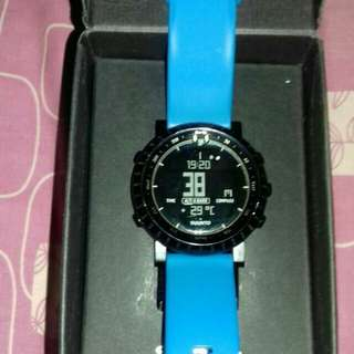 Suunto core blue crush ori jam tangan