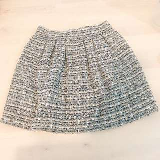 韓國Tweed短裙