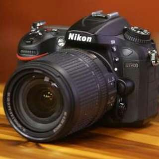 Kredit Nikon D7200 DSLR Camera with 18-140mm Lens - Tanpa CC dp 10%