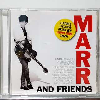 CD : Various - Marr And Friends