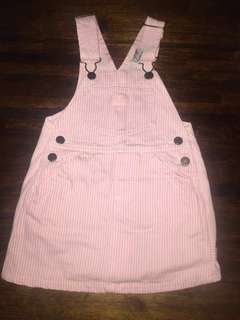 OshKosh Pinafore Dress / Overall Dress