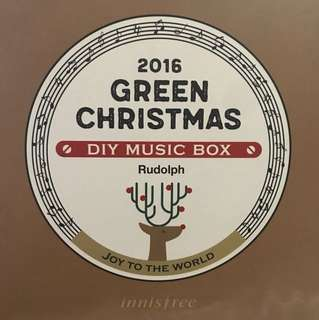 Innisfree DIY Music Box - Rudolph