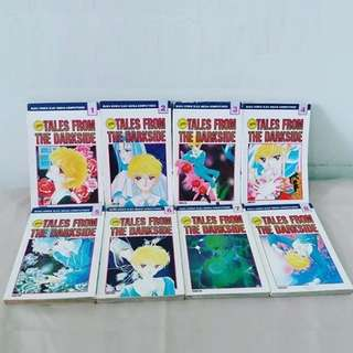Komik Tales From The Darkside 1-8end (Yoko Matsumoto)