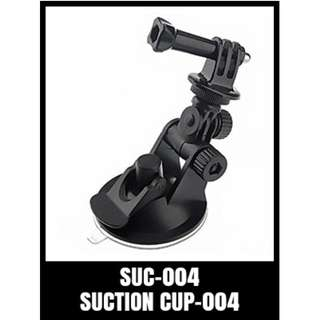 GP MINI SUCTION CUP WITH TRIPOD MOUNT AND SCREW SUC-004