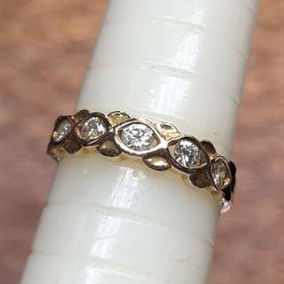 14kt diamond ring 💍