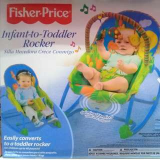 Infant-Toddler Rocker