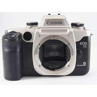 **日光銀鹽** Canon EOS 55 單眼傳統底片機身