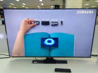 "Samsung Led 48"" bisa kredit"