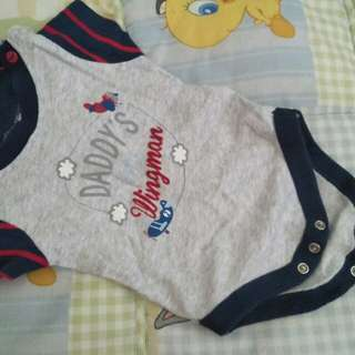 Preloved Clothes for 0-3mos Boy