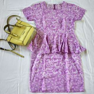 Preloved Batik Dress