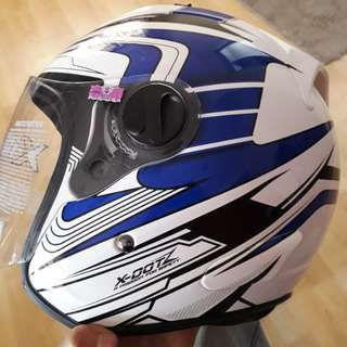 Helmet X-DOT AR-Blue