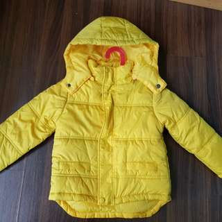 Autumn/ winter coat for kids (size 110)