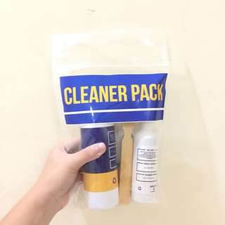 Cleaner Shoes Pack