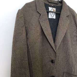 Burberry Inspired Blazer