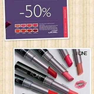 The ONE Colour Unlimited Lipstick Super Matte