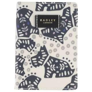 Radley Folk Dog Passport Cover / Holder