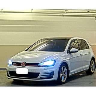2014年 VW GTI