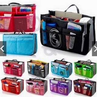 Dual Bag in a Bag Organizer