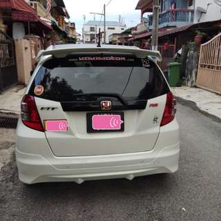 honda jazz cbu thai